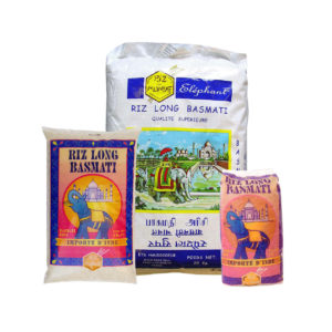 Haudecoeur propose un riz basmati Eléphant