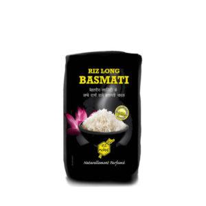 Haudecoeur propose un riz basmati premium en 1kg