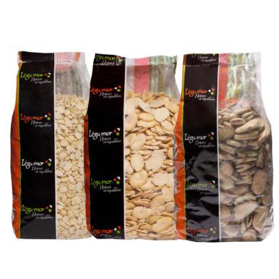 Haudecoeur propose plusieurs types de fèves