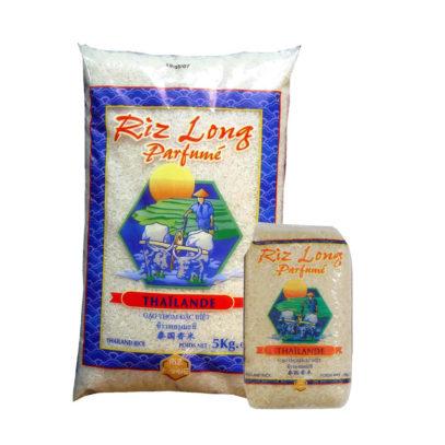 Haudecoeur propose du riz rizière