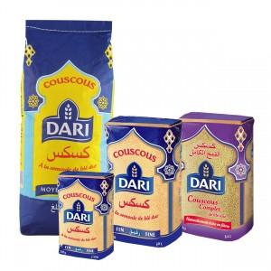 Haudecoeur propose du couscous de la marque Dari