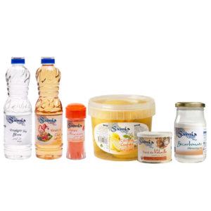 SAMIA culinary aids
