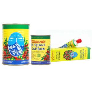 Haudecoeur distribue de la harissa Phare du Cap Bon