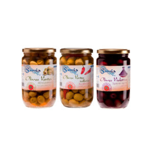 SAMIA moroccans olives