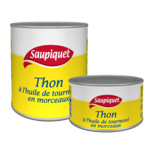 SAUPIQUET tuna