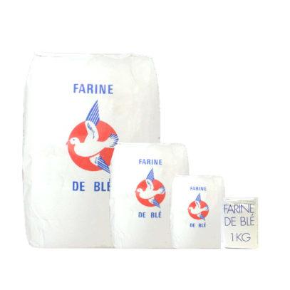 Haudecoeur propose de la farine type 55
