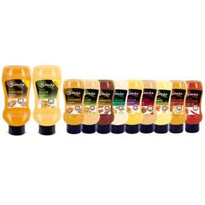 Sauces halal