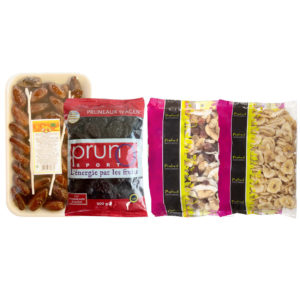 Other dried fruits