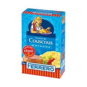 FERRERO couscous