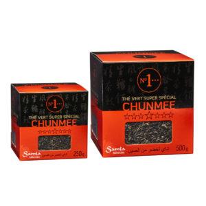 Chunmee tea N°1