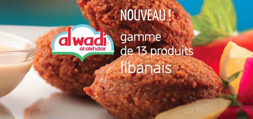 Nouveau : découvrez les produits Al Wadi !