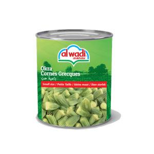 Okra – Cornes Grecques